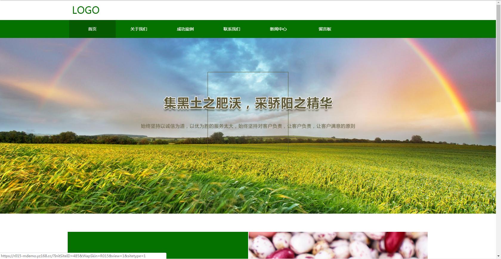 农业 R015
