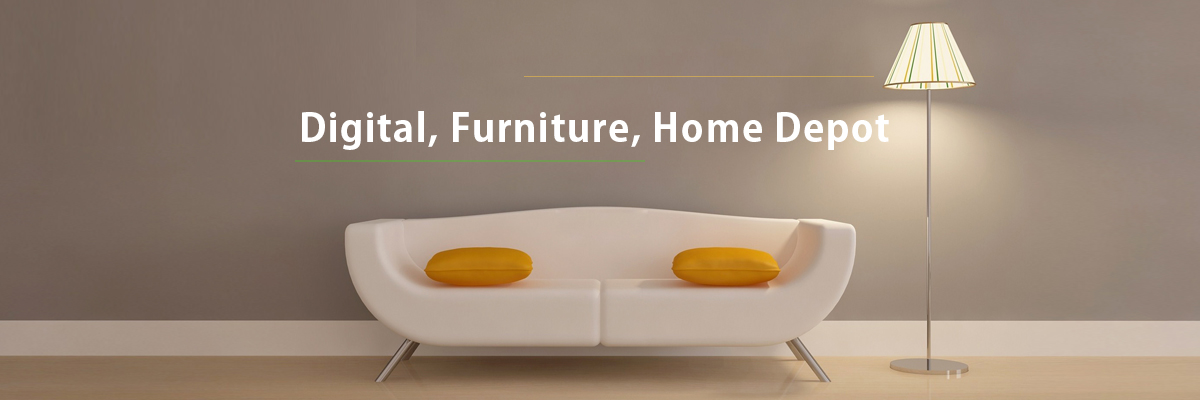 Digital, Furniture, Home Depot