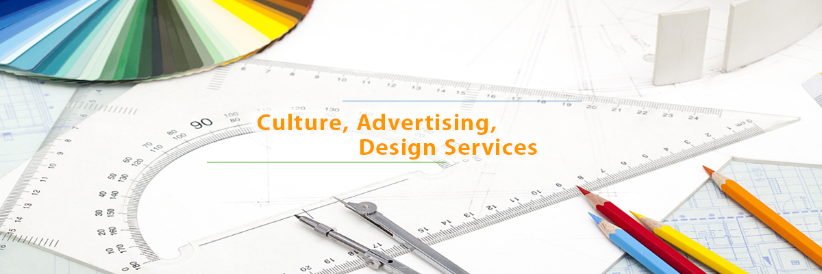 Culture, Advertising, Design Services