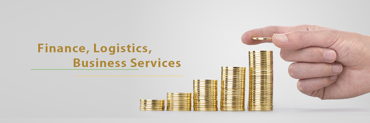 Finance, Logistics, Business Services