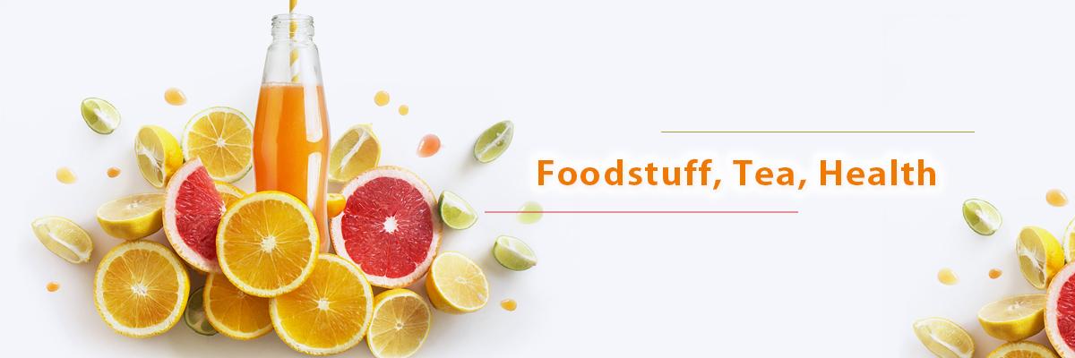 Foodstuff, Tea, Health